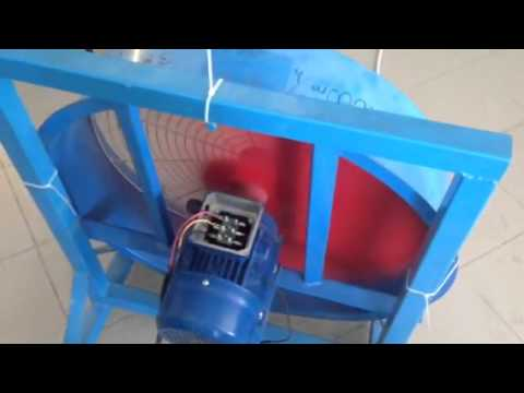 3 PHASE AC MOTOR SPEED CONTROL
