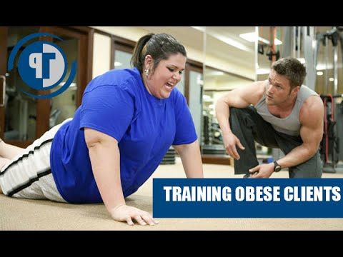 Training Obese Clients