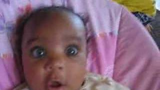 Baby Talks At 4 Months