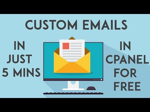 How To Get Custom Email Address for FREE In Cpanel | Hindi