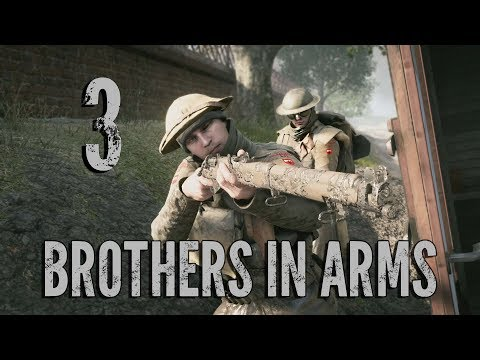 Battlefield 1 - Brothers in Arms - Cinematic Short Film ( Part 3 )