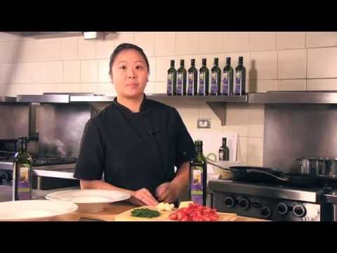 Alligga Flax Seed Oil - Cooking Demo