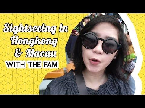 Travelling to Hongkong & Macau (2017) | Phone Vlog