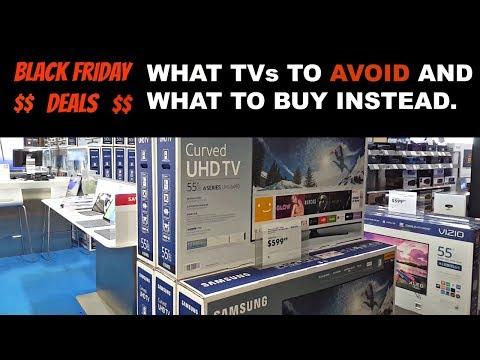 Black Friday 2017 Best 4k HDR TV buying guide