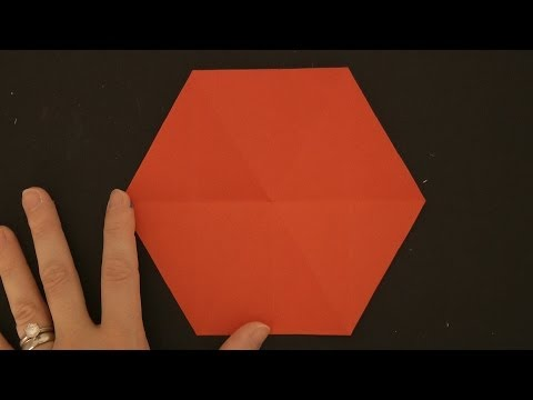SMALL HEXAGON SHAPED HAT BOX TUTORIAL PART 1 OF 2