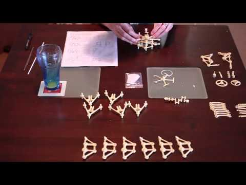 Building a Strandbeest
