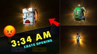 5 Free Redeem Code 20 Crate Opening In PUBG Mobile Best Server For