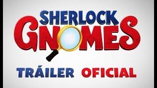 Sherlock Gnomes | Trailer Oficial | Computadora | Paramount Pictures México