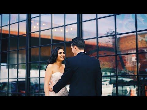 Stephanie & Julian: Wedding Film at The Foundry in Long Island City, NY