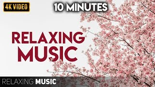 10 Minutes of Relaxing Music for Positive Energy - Find Your Inner Peace within 10 Minutes
