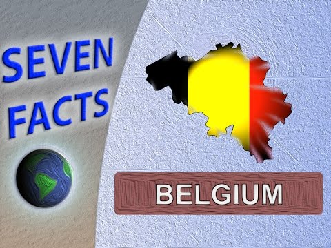 7 Facts about Belgium