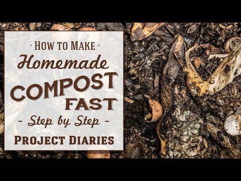 ★ How to: Make Homemade Compost Fast (Do's & Don'ts Guide)