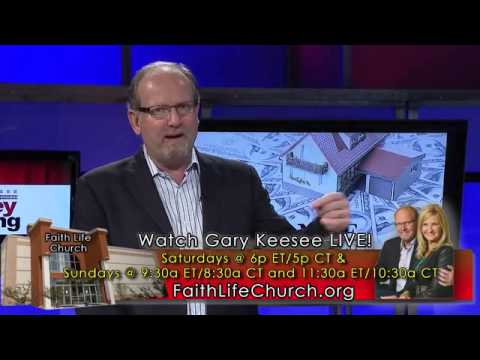 Finding Insurance Money Owed to YOU- Gary Keesee-Fixing the money thing
