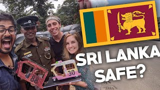 Is Sri Lanka safe for foreigners in 2019? 🇱🇰