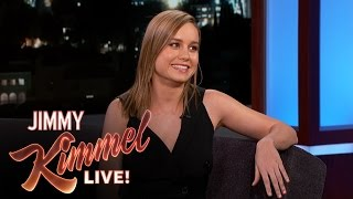 """Download Brie Larson Didn't Know She Was Auditioning For Amy Schumer's """"Trainwreck"""" Video"""
