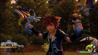 All Kingdom Hearts 3 Trailers (So Far)