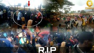 Inahuzunisha:Jinsi watu walivyolipuka baada ya Lori la mafuta kuwaka moto MOROGORO,machozi...