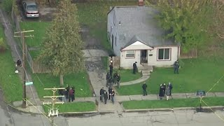 Halloween shooting suspects arrested following police standoff