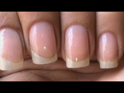 How to get PERFECT shiny nails WITHOUT POLISH