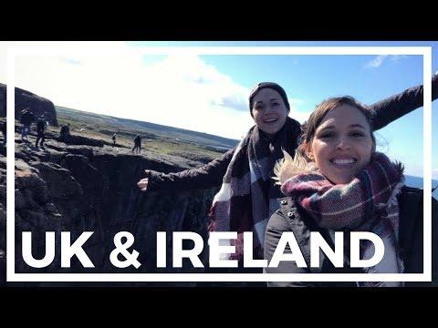 Road Trip in the UK & Ireland