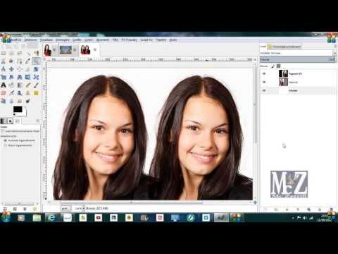 Speed Tutorial Gimp - Migliorare la qualità delle foto - Improve the quality of photos