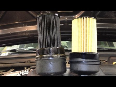 Ford 6.0L Powerstroke No Start: Aftermarket Oil Filters