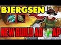 TSM Bjergsen - LOL - [Corki] New Build AD + AP Vs  Mid Lane - Preseason 7 mp3