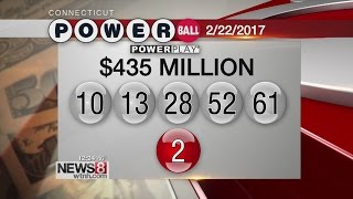Winning Ticket For 435 Million Powerball Jackpot Sold In Indiana