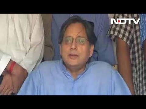 सुनंदा पुष्कर मामला - शशि थरूर पर बतौर आरोपी चलेगा केस