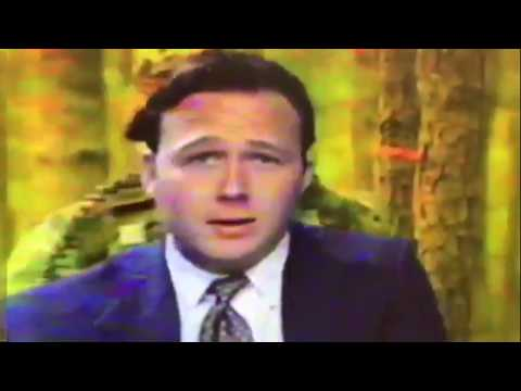 Bill Hicks in 1994 Playing the Character Alex Jones