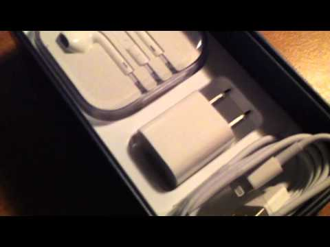 iPhone 5 Unboxing Extravaganza