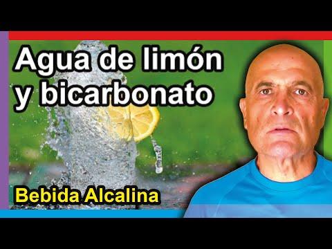 para adelgazar bicarbonato y limon