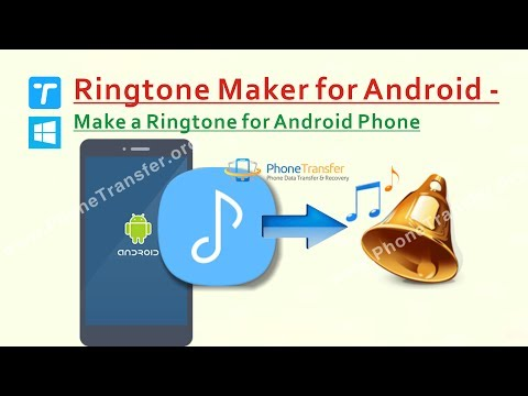 Ringtone Maker for Android - Make a Ringtone for Android Phone