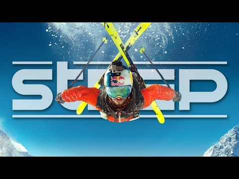 STEEP: The Skate 3 of Snowboarding? (EPIC)