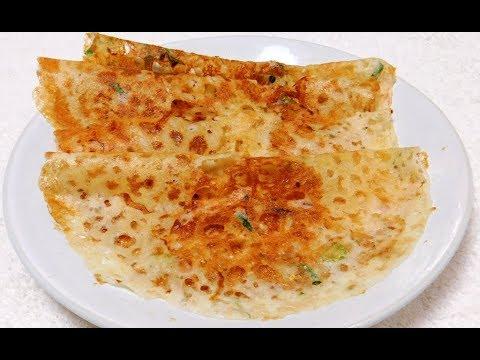 Instant Rava Dosa Recipe   Crispy Sooji Dosa Recipe   റവ ദോശ