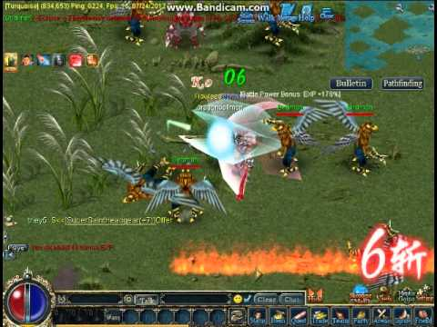 Conquer 2.0 game play (reborn)