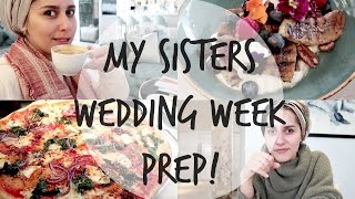 Mothers day, Spas and Wedding prep!