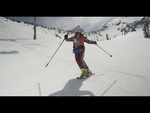 The Snowblader - Ski Utah Powder People Episode 3