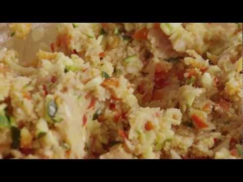 How to Make Turkey Veggie Meatloaf Cups   Turkey Recipe   Allrecipes.com