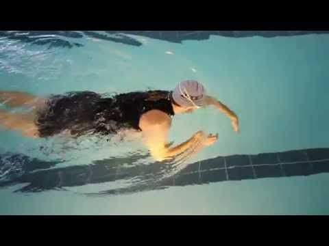 Front crawl catch drill