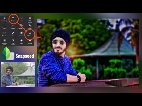 Snapseed Photo Editing _ Cb Editing _  Amazing Editing Tricks