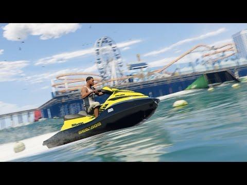 Jet Ski Sea Doo Skin - GTA V | EnRoMovies