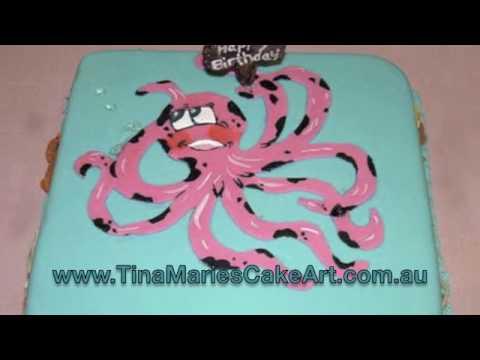 Girls Birthday Cakes by Tina Maries Cake Art