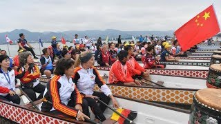 13th IDBF World Dragon Boat Racing Championships concludes in China