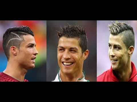 CR7 Fashion Detail   Top Football Player   Cristiano Ronaldo Haircut