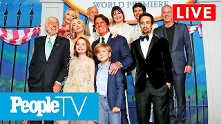 Live From The 'Mary Poppins Returns' Red Carpet Premiere In NYC | LIVE | PeopleTV