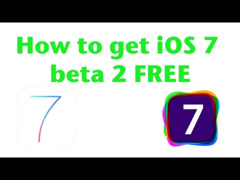 How to Update to iOS 7 Beta 3 for FREE