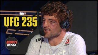 Ben Askren disinterested in Robbie Lawler rematch, talks Kamaru 'Marty' Usman | UFC 235 | ESPN MMA