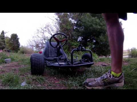 Go Kart Build ( Race Kart Pull Series) Off-road upgrade Pt.1