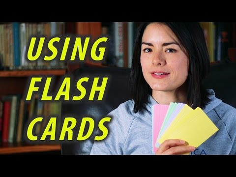 How to use Flash Cards   How to Study   Flashcards Study Tips